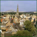 A view of Haddington